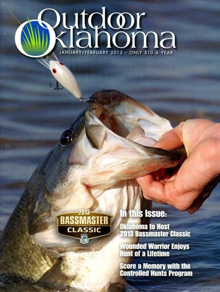 Outdoor Oklahoma Cover - 1/1/2013