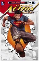 Superman Action Comics 11/1/2012