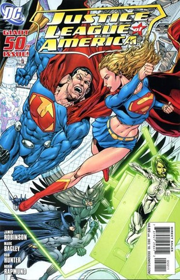 Justice League of America Cover - 12/1/2010