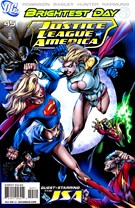 Justice League of America Comic 7/1/2010