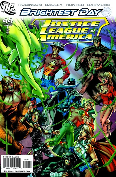 Justice League of America Cover - 6/1/2010
