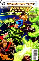 Justice League of America Comic 10/1/2010