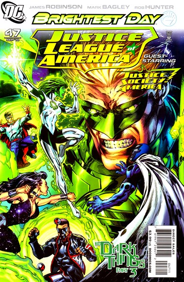 Justice League of America Cover - 9/1/2010