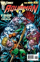 Aquaman Comic 2/1/2012
