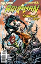 Aquaman Comic 1/1/2012