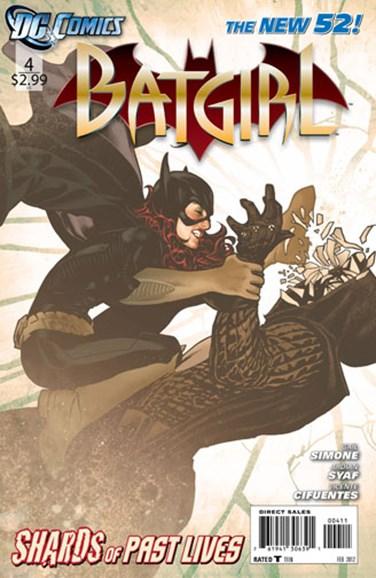 Batgirl Cover - 2/1/2012