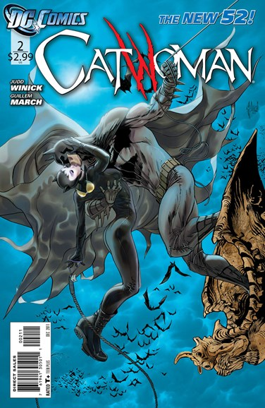 Catwoman Cover - 12/1/2011