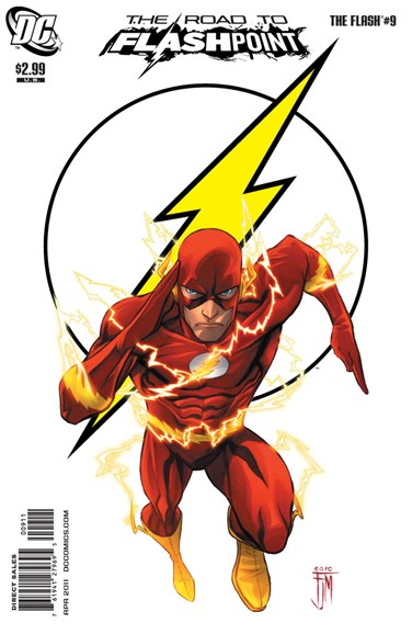The Flash Cover - 4/1/2011