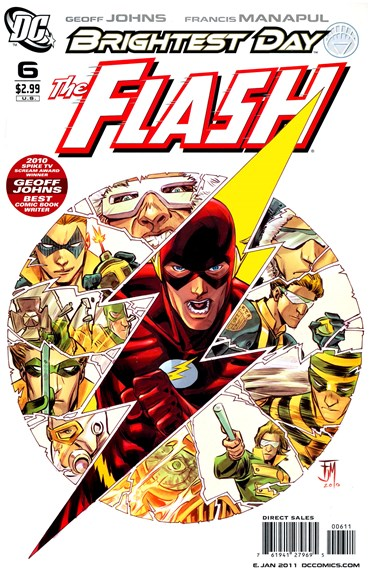 The Flash Cover - 1/1/2011