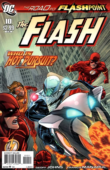The Flash Cover - 6/1/2011