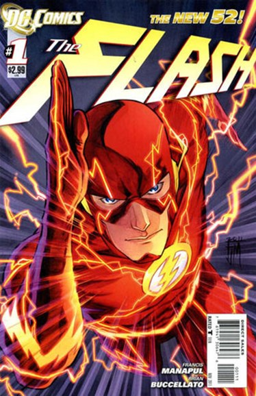 The Flash Cover - 11/1/2011