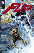 The Flash Comic 8/1/2012