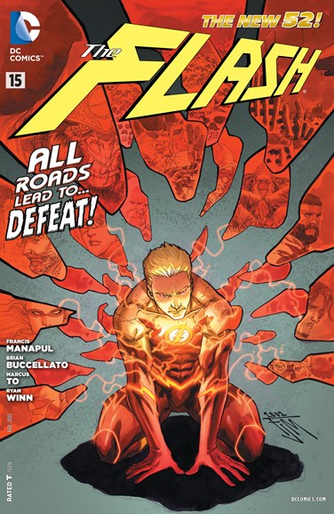 The Flash Cover - 2/1/2013