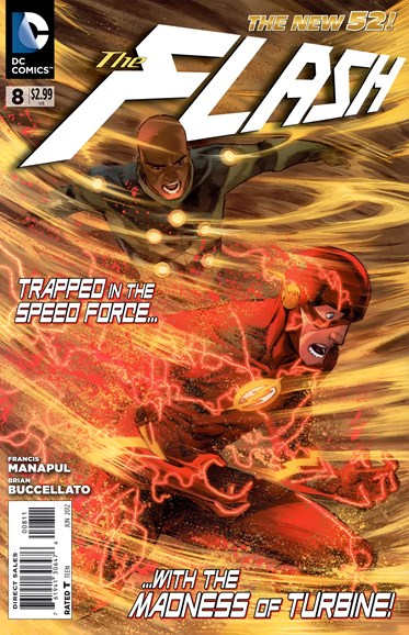 The Flash Cover - 6/1/2012