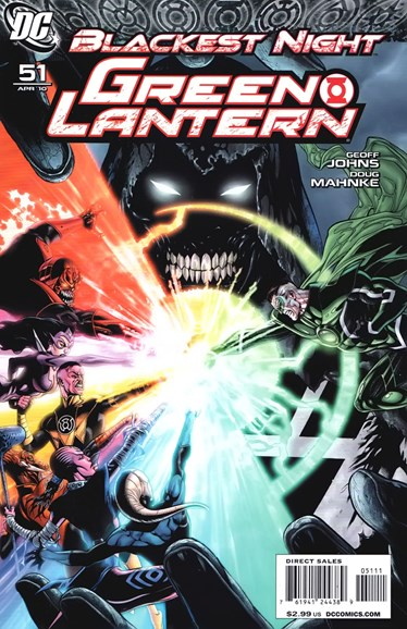 Green Lanterns Cover - 4/1/2010