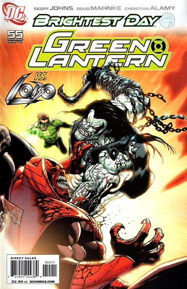 Green Lanterns Cover - 8/1/2010