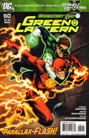 Green Lanterns Cover - 1/1/2011