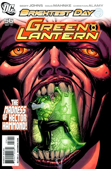 Green Lanterns Cover - 9/1/2010