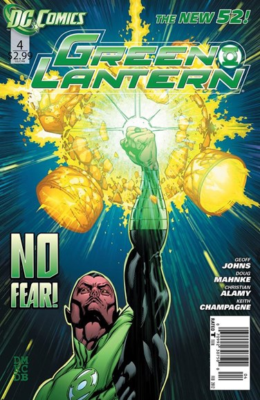 Green Lanterns Cover - 2/1/2012