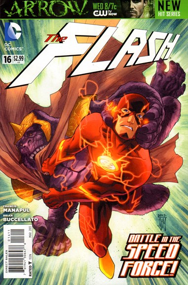 The Flash Cover - 3/1/2013