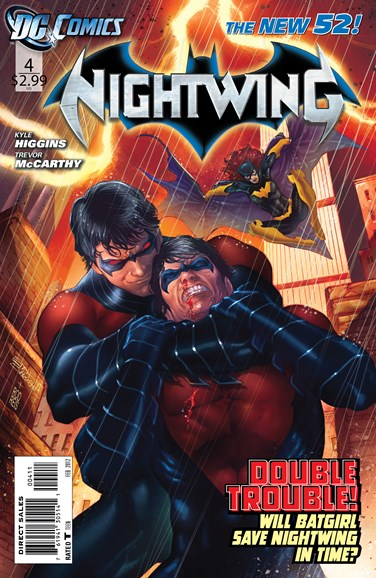 Nightwing Cover - 2/1/2012
