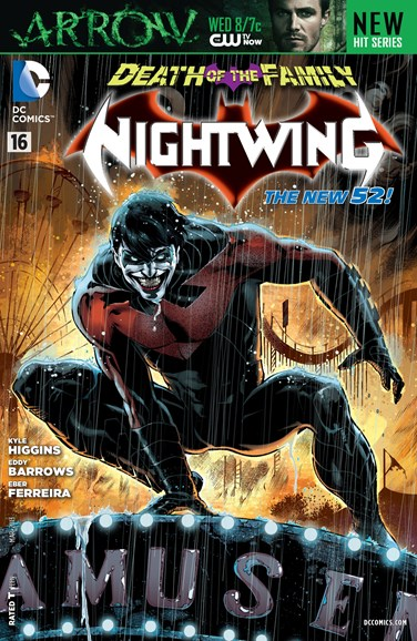 Nightwing Cover - 3/1/2013