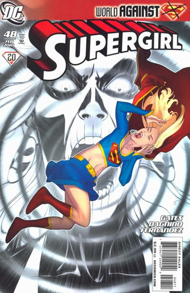 Supergirl Cover - 2/1/2010