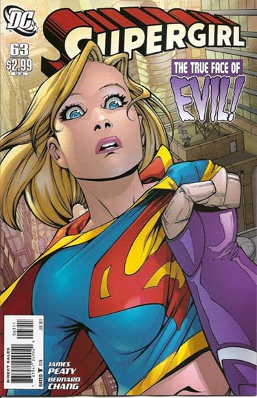 Supergirl Cover - 6/1/2011