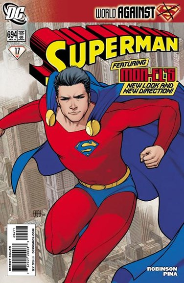 Superman Cover - 1/1/2010