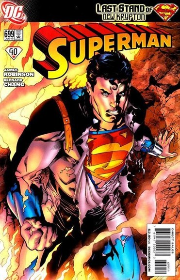 Superman Cover - 6/1/2010