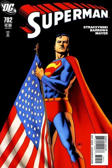 Superman Cover - 10/1/2010