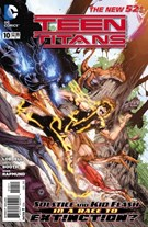 Teen Titans Comic 8/1/2012