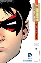 Teen Titans Comic 2/1/2013