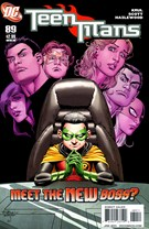 Teen Titans Comic 1/1/2011