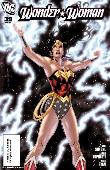 Wonder Woman Cover - 2/1/2010