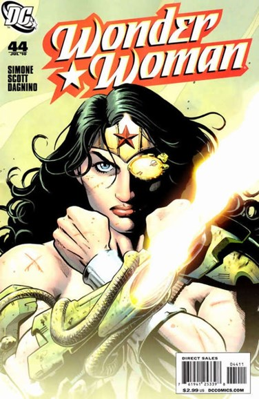 Wonder Woman Cover - 7/1/2010