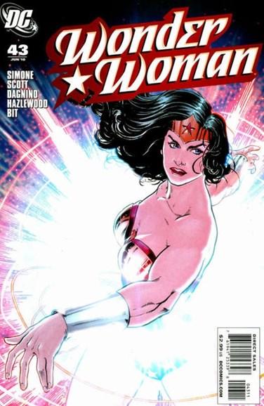 Wonder Woman Cover - 6/1/2010