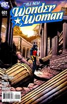 Wonder Woman Comic 9/1/2010
