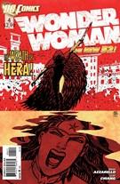Wonder Woman Comic 2/1/2012