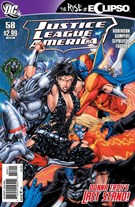 Justice League of America Comic 8/1/2011