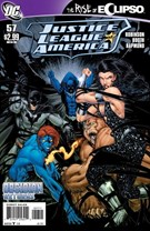 Justice League of America Comic 7/1/2011