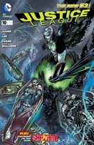 Justice League Comic 8/1/2012