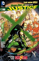 Justice League Comic 6/1/2012