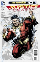 Justice League Comic 11/1/2012