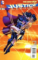 Justice League Comic 10/1/2012