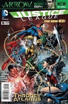Justice League Comic 3/1/2013