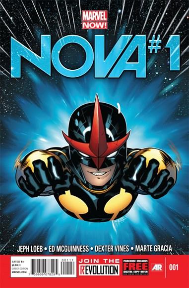 Nova Cover - 1/1/2013