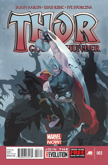 Thor Cover - 2/1/2013