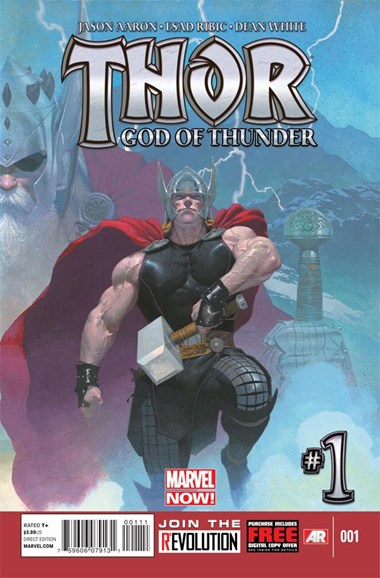 Thor Cover - 1/1/2013