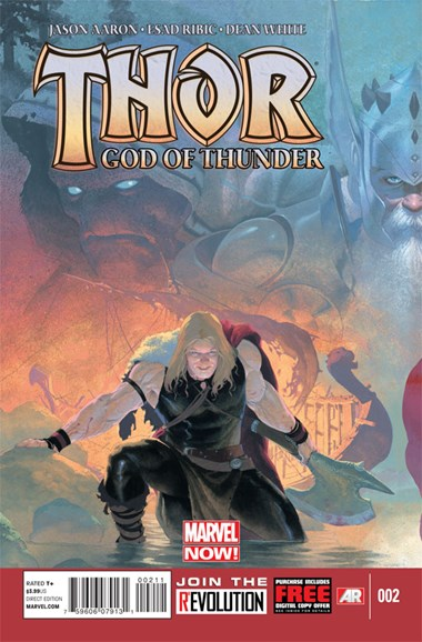 Thor Cover - 1/15/2013